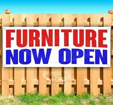 Furniture Now Open Advertising Vinyl Banner Flag Sign Many Sizes