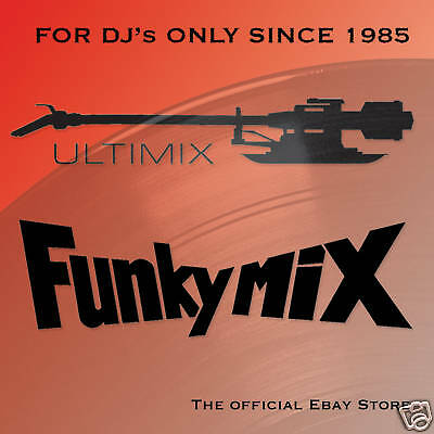 Welcome to Ultimix CD starter kit - DJ remix CDs 10 cds | eBay