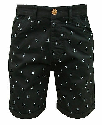 Soul Star Men's Molvin Shorts Black