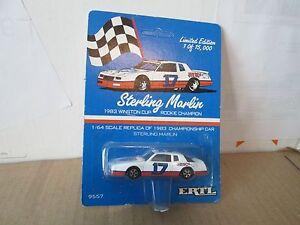 Sterling-Marlin-17-Havoline-1983-1-64-ertl-winston-cup-MONTE-CARLO-Stock-Car