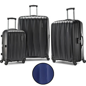 American Tourister Arona Premium Hardside 3 PC Spinner Luggage Set 20 25 29