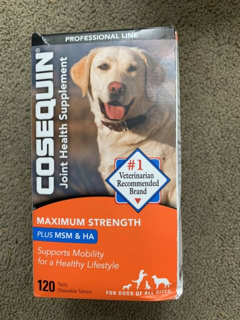 Cosequin DS Joint Health Supplement 120 Tabs