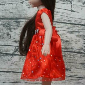 18-Inch-Doll-Dress-Dolls-039-Clothes-Fluffy-Skirt-Sequins-Ameican-Doll-Accessories