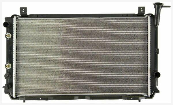 Radiator APDI 8010858 For Nissan Pulsar NX 1987-1989 Sentra 1983-1988 1.6 L4