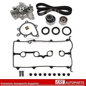 Mazda Fs 2 0l Hnbr Engine Timing Belt Kit Seal Water Pump