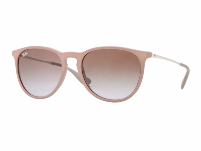 Sunglasses Ray-Ban Rb4171 Erika 600068 Dark Rubber Sand   eBay de7ac0ad11