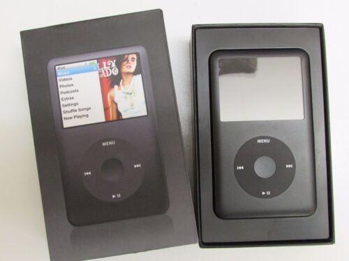 1 of 1 - Brand New Apple iPod classic 6th Generation Black (80GB)