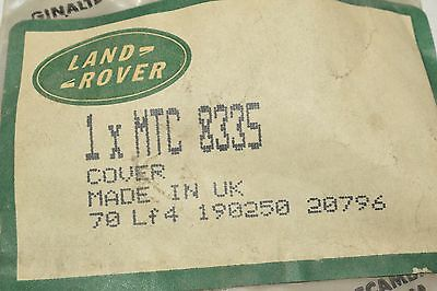NEW GENUINE LAND ROVER 347262 Clamp