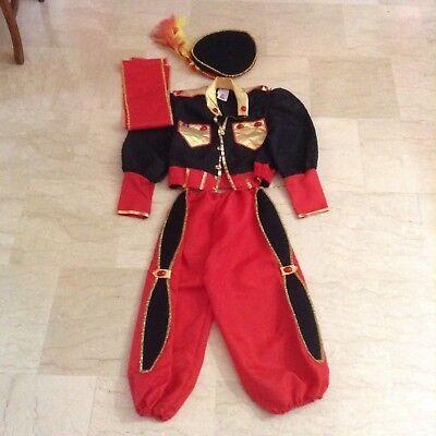 Vestito di carnevale Barone Rosso Rio taglia 4 | eBay