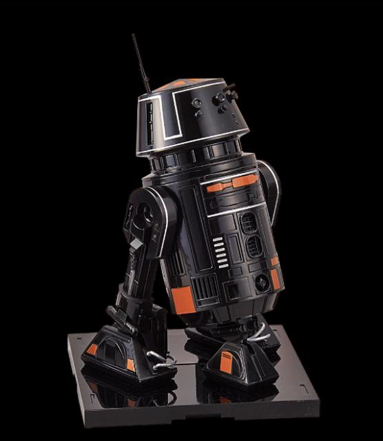 Bandai Star Wars R5-J2 1//12 scale plastic model kit Japan Import 2019