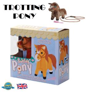 Tobar TROTTING PONY My Little Pony Walking Pony Trotting Horse Toy Gift Cartoon