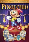 Pinocchio 0018713814333 DVD Region 1 P H