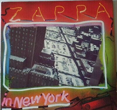 Frank Zappa Zappa In New York Vinyl Punky S Whip