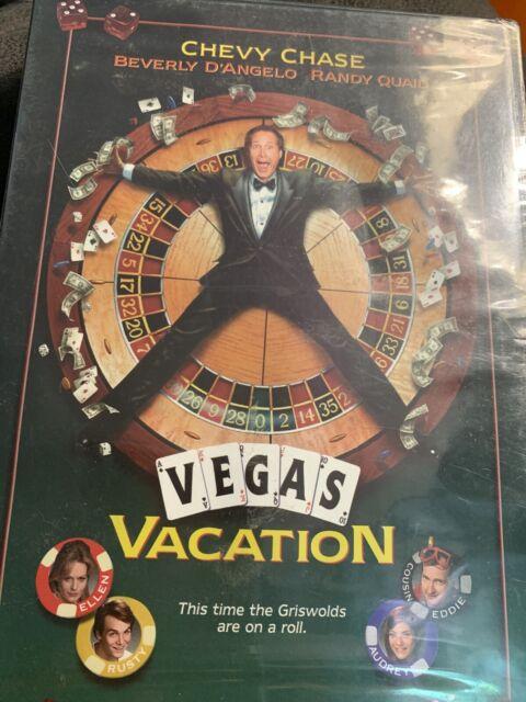 Vegas Vacation Blu Ray: New Vegas Vacation (1997) (BD) [Blu-ray] Sealed.