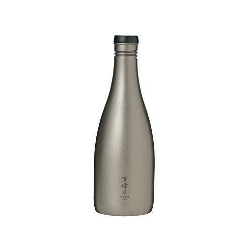 Snow Peak Sake Bottle Titanium TW-540 tableware Japan .