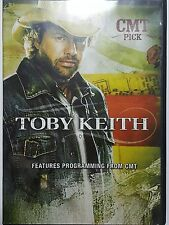 Toby Keith - CMT Pick - Artist of the Month   DVD   LIKE NEW