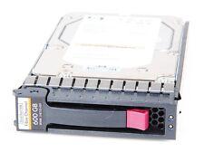 """HP 600 GB 10K EVA FC 3.5"""" Hot Swap Festplatte - 518735-001 / AP732B"""