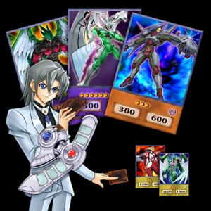 Verzamelingen kaartspellen Yugioh Orica Anime Cosplay YUYA SAKAKI Deck yugi muto yu gi oh ODD EYES PENDULUM