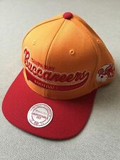 TAMPA BAY BUCCANEERS MITCHELL & NESS SNAPBACK CAP NFL VINTAGE COLLECTION