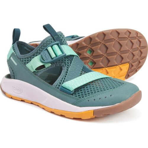 Details about  /New Women`s Chaco Odyssey Water Active Hiking Fishing Shoes J107022 Mallard
