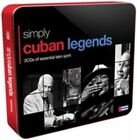 Cuban Legends by Various Artists (CD, May-2015)