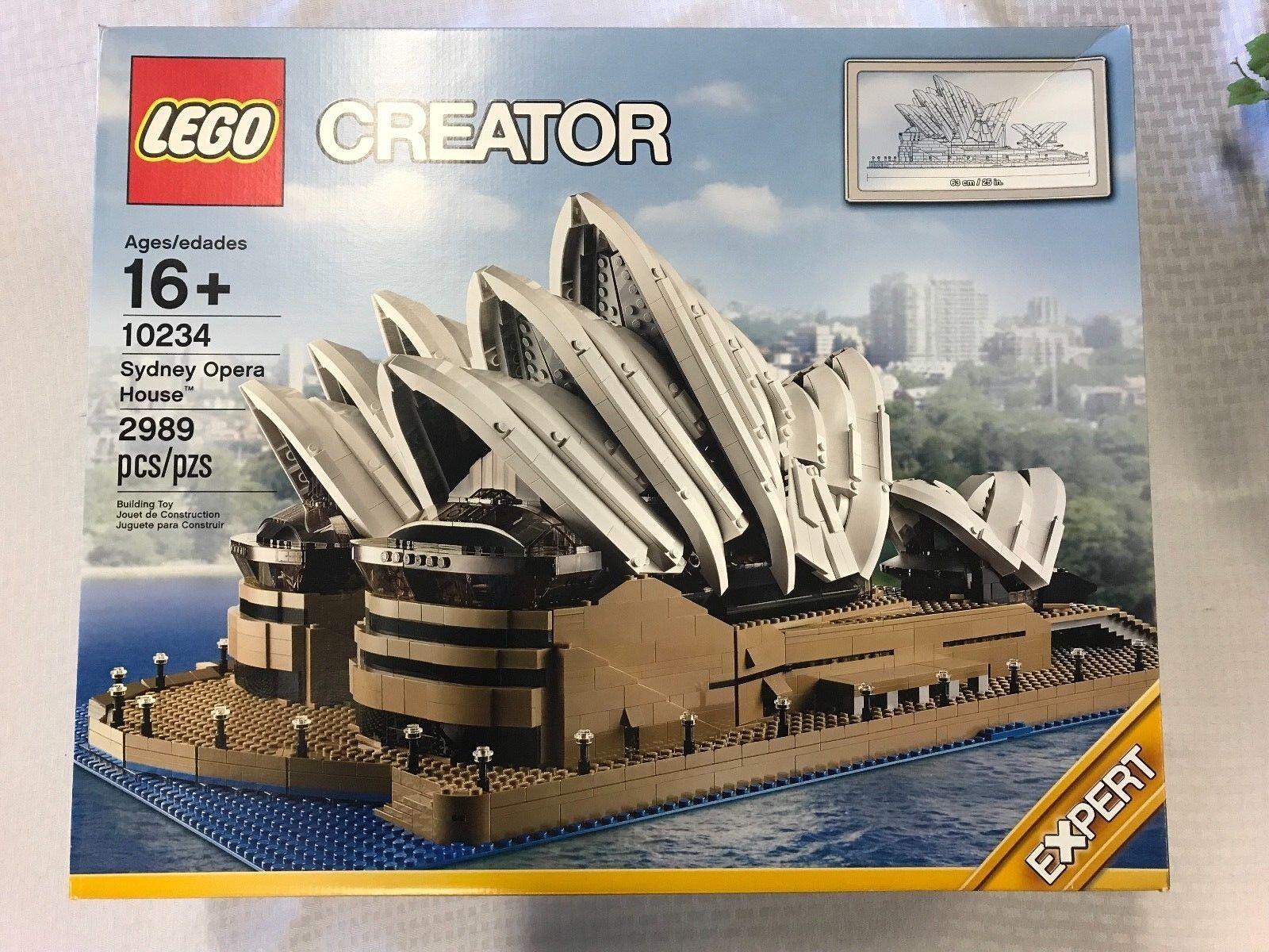 Lego Skapare expert på Sydney Opera House 10234 Ny SIB