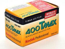 Pellicola 35mm Rullino BN Bianco e Nero Kodak TMax T-Max TMY 400 135-36