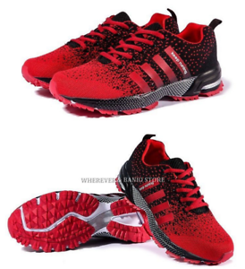 HOT Men's Sneakers Sports Athletic Running Training Shoes Breathable Casual Shoe