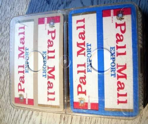 Romme - Pall Mall Mall Mall Export Tabak von Rothmanns 817d9d