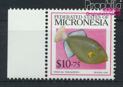 Mikronesien 670 Unmounted Mint 8985221 Fragrant Aroma Never Hinged 1998 Fish