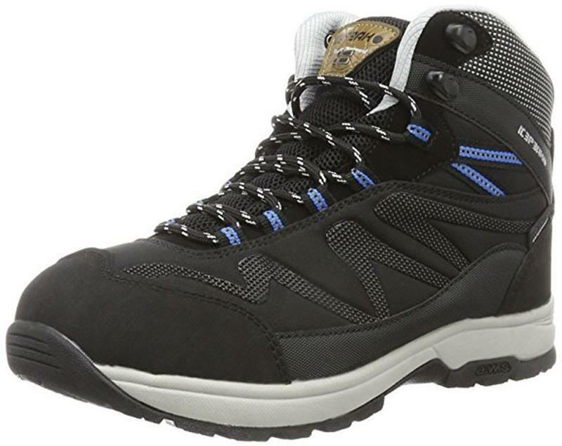 Icepeak Wright Outdoorschuh wasserdicht Damen schwarz  79,99
