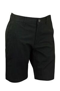 Kleidung & Accessoires Shorts & Bermudas Rvca Herren Va Sport Wochenenden Stretch Lässige Chino Shorts Schwarz Mangelware