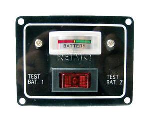 batterieschalter und tester mit f llstandsanzeige f r 2. Black Bedroom Furniture Sets. Home Design Ideas