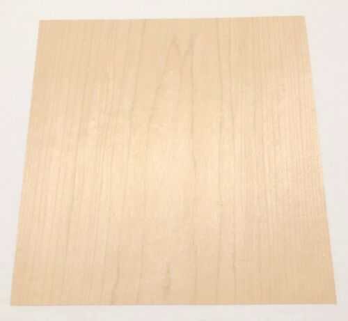 """Maple Wood Craft Sheets 5 Sheets 12"""" X 12"""" 5 Sq Ft"""