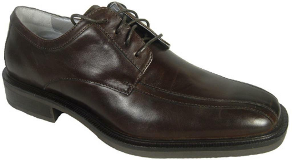 Kenneth Cole New York Men's Mutual Fund Bicycle Toe Oxford Size US 10.5 M Brown