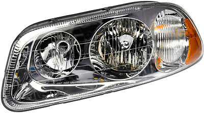 For Mack CH CL 91-07 Driver Left Heavy Duty Headlight Assembly Dorman 888-5502