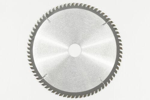 TCT Kreissägeblatt 210 mm 72 Z für Aluminium bis 3mm NEU Diamantschliff