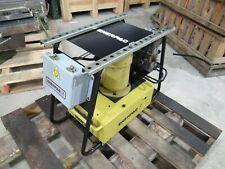 Enerpac Hydraulic Pump Unit 15 Hp Weq4005 220 Volt 3ph 5 Gal Capacity