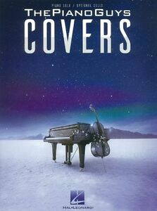 Details about The Piano Guys Covers YouTube Songs Learn Play Vocals Lyrics  Chords MUSIC BOOK