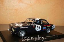 Slot car SCX Scalextric Fly 88150 Alfa Romeo Giulia GTV 24H SPA 1976
