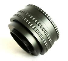 M52 to M42 Mount Focusing Helicoid Ring Adapter 25-55mm Macro Extension Tube