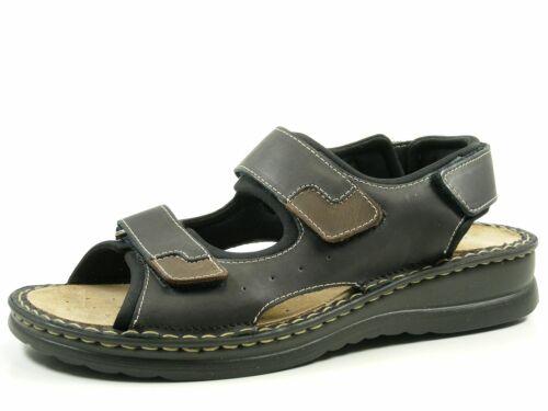 Rohde 5888 Augsbourg Chaussures Hommes Sandales Cuir Semelle Intérieure Amovible
