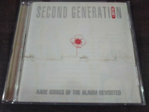 MIKE-PETERS-Second-Generation-CD-Alternative-Rock-Acoustic-The-Alarm