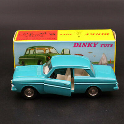 Atlas Dinky Toys 1428 PEUGEOT 304 white Diecast Models Limited Edition 1:43