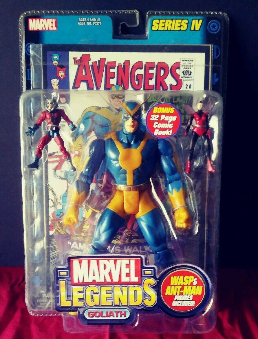 Marvel legends goliath Series 5 5 5 79d775