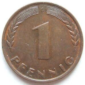 Top-1-Pfennig-1949-G-En-Extremely-fine