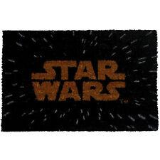 Star Wars - Classic Logo Side Coconut Fibre Door Mat - New & Official Lucasfilm