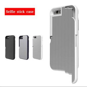 stikbox 3 in 1 selfie stick bluetooth remote shutter case for iphone6 6s plus ebay. Black Bedroom Furniture Sets. Home Design Ideas