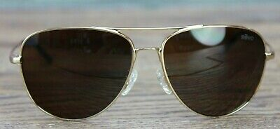 Revo RE 3087 200 BR Windspeed Polarized Sunglasses Bronze 61 mm