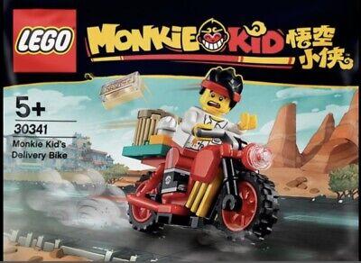 Lego Monkie Kid/'s Delivery Bike 30341  Polybag BNIP